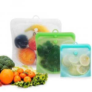 Set 3 Zero Waste Food Storage Bags