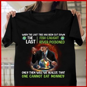 Unisex Awareness Proverb T-Shirt Zero Waste Initiative 28