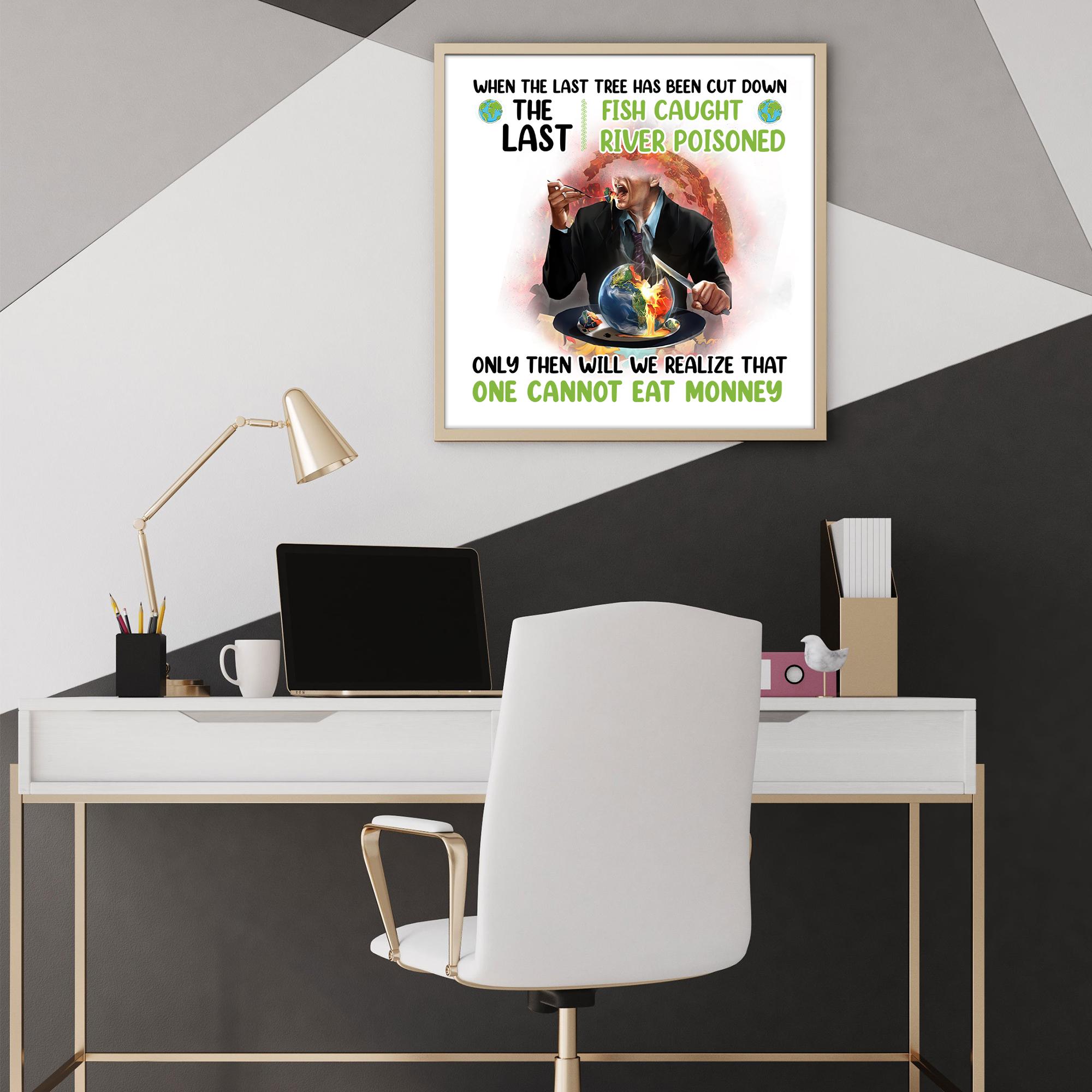 Awareness Proverb Poster - Zero Waste Initiative 28
