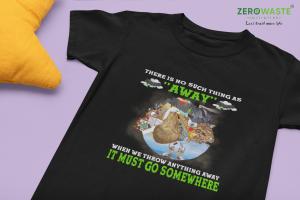 Eliminating Waste Youth T-shirt - Unisex Zero Waste Initiative 2
