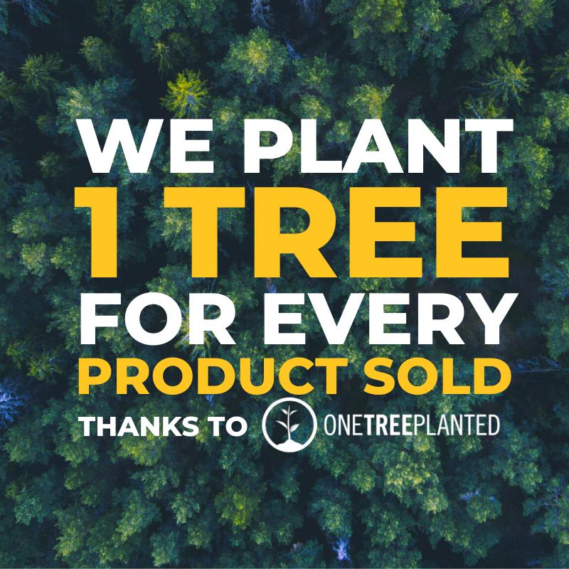ZEROWASTEINITIATIVE - ONE TREE PLANNED